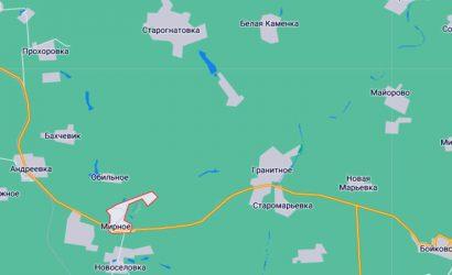 В прифронтовых селах Донетчины: Семья переселенцев открыла аптеку и стоматологические кабинеты (Фото)
