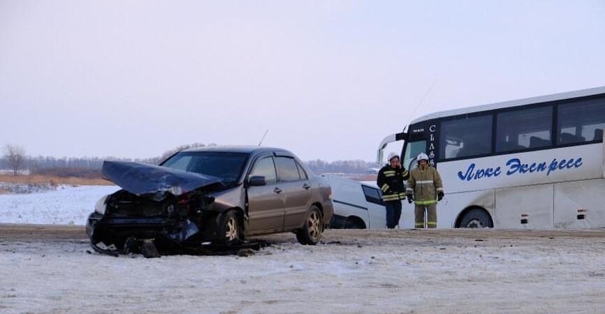 ДТП под Ростовом: Подробности аварии