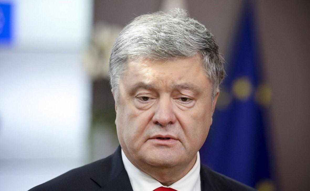 После ареста Пашинского Портнов обратился к Порошенко