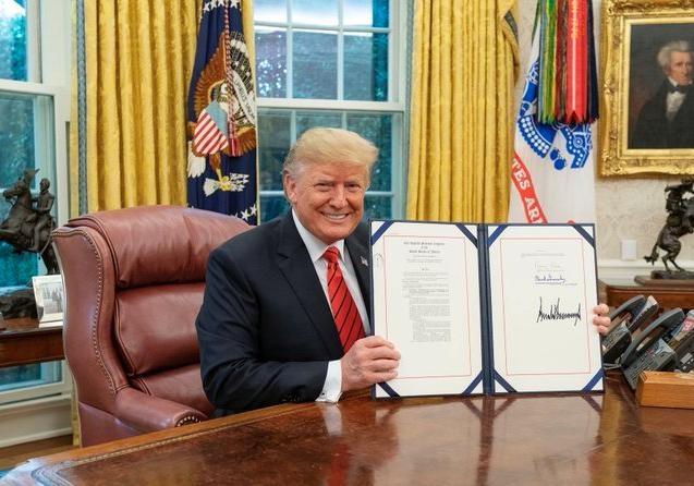 США отменили налог на ряд украинских товаров