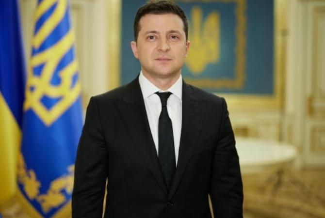 Зеленский поблагодарил Байдена за поддержку украинского Крыма