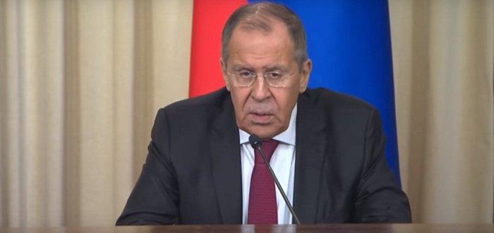 Лавров поговорил с генеральным секретарем ОБСЕ о Донбассе