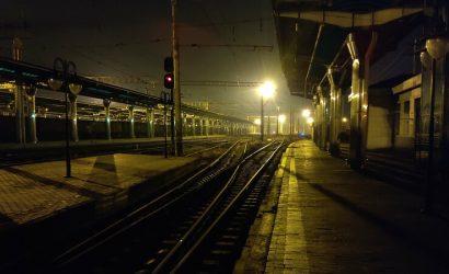 Вспоминаю, как в 2012 году на матч Чемпионата Европы ездили: В Донецке показали ж/д вокзал (Фото)