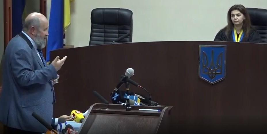 Адвокат Пашинского: документы по делу сделаны до жидовской Пасхи