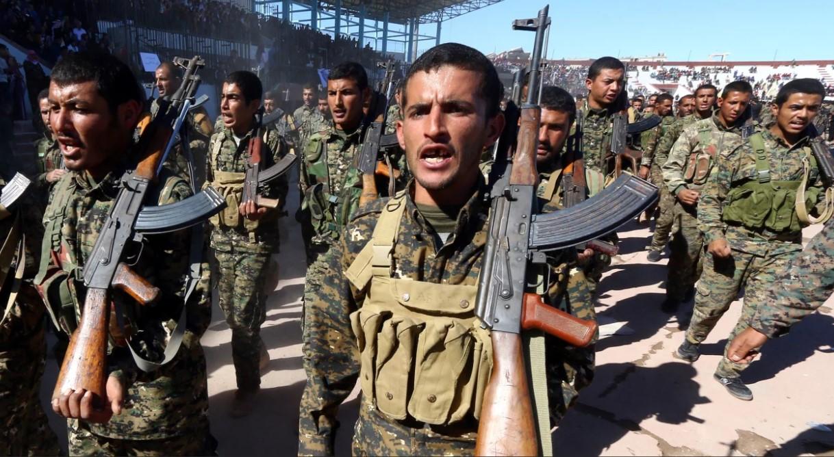 Курды заявили о полном выводе сил из зоны безопасности в Сирии