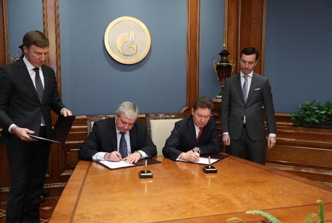 Беларусь и Россия договорились о цене на газ за несколько часов до Нового года