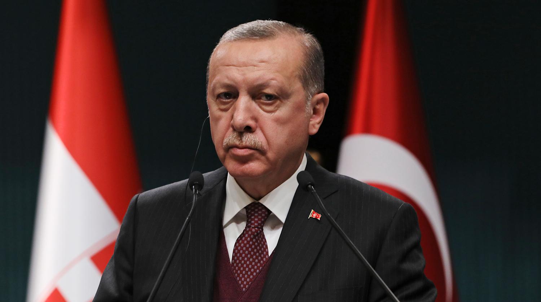 Украина направила Турции ноту протеста из-за встречи Эрдогана с Поклонской