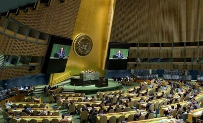 ООН включила обсуждение оккупации украинских территорий в повестку Генассамблеи