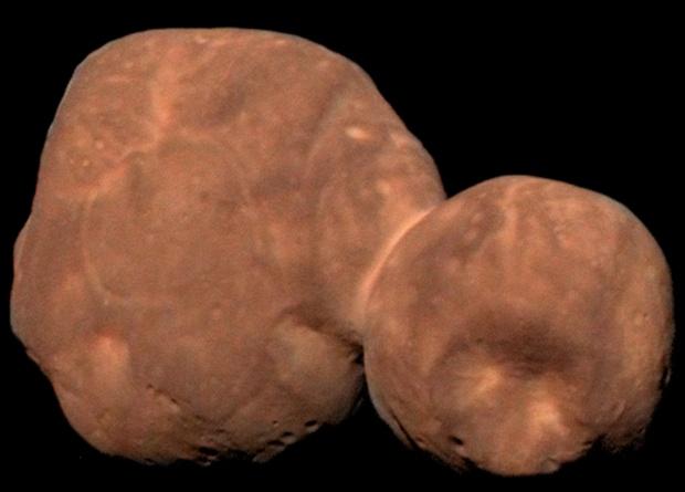 После нацистского скандала в NASA переименовали астероид Ультима Туле
