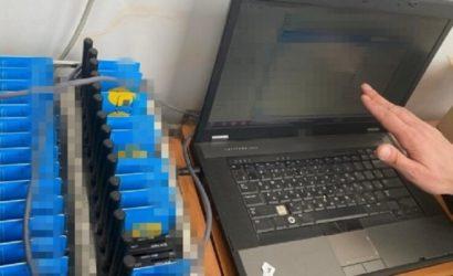 8 тысяч SIM-карт: СБУ блокировала работу «ботофермы», управляемой из «ДНР» и России