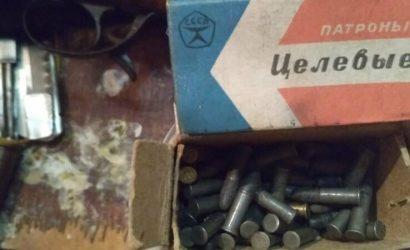 Выложил видео с угрозами в YouTube: У жителя Попасной нашли арсенал оружия (Фото)