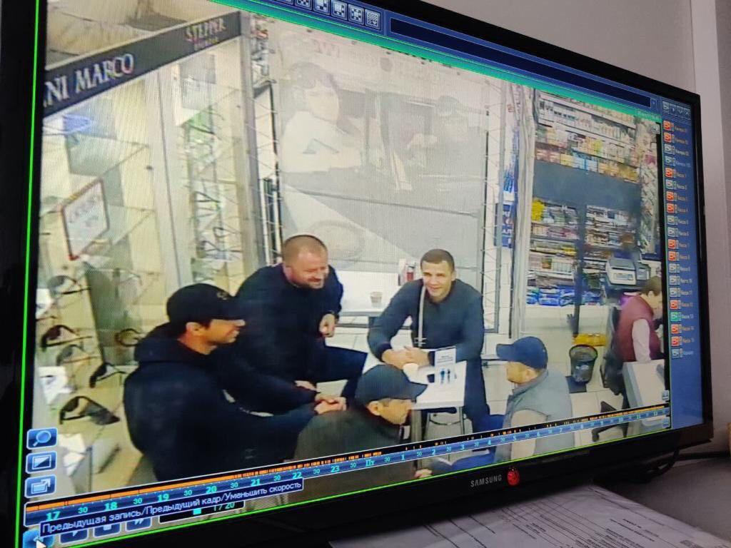 Появились детали об участниках перестрелки в Харькове