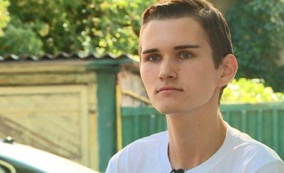 Кирилл Самоздри: Когда началась война, мне было 12, и все это время я прожил в Луганске