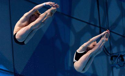 Украинские прыгуны в воду стали чемпионами Европы