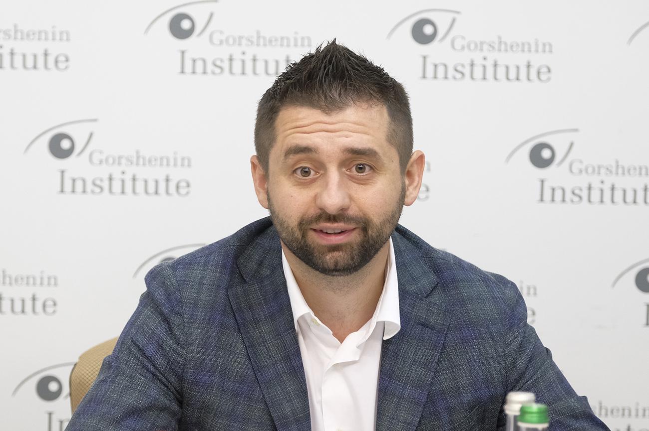 Арахамия: законопроекта об особом статусе Донбасса не существует