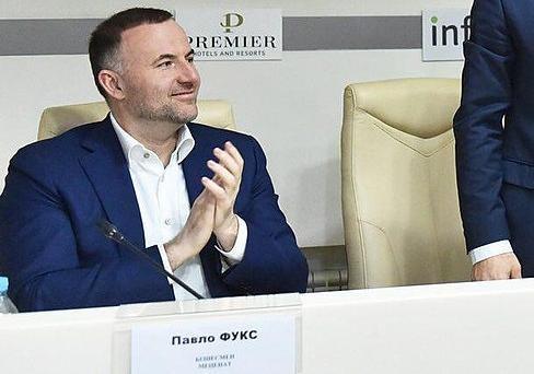 В России объявили в розыск украинского бизнесмена Павла Фукса