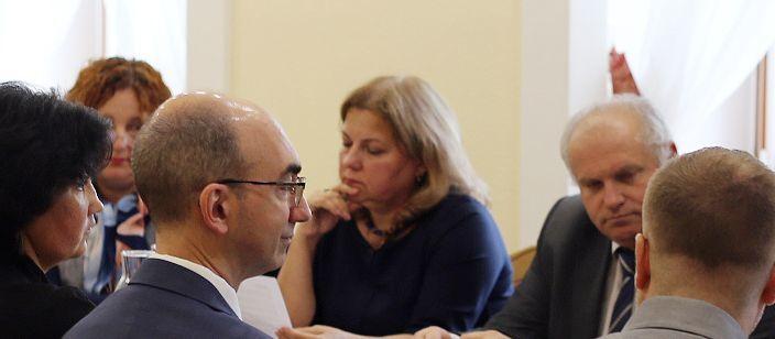 Трем вузам-переселенцам Донбасса предоставят 62 млн на развитие инфраструктуры