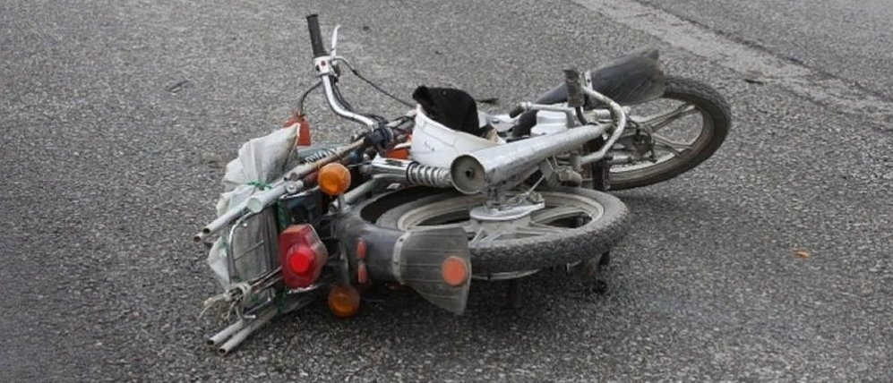 ДТП в «ЛНР»: Госпитализирован мотоциклист