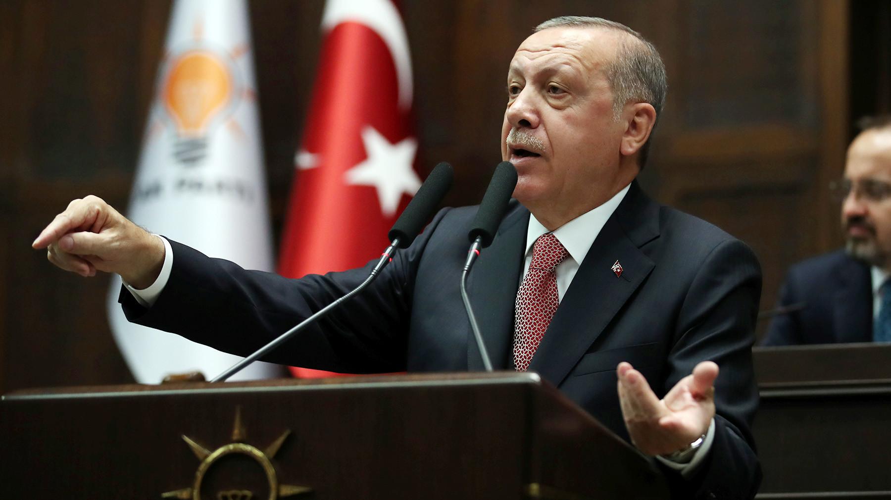 В прокуратуре отреагировали на встречу Эрдогана с Поклонской
