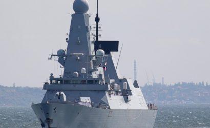 Так был ли обстрел эсминца Defender?