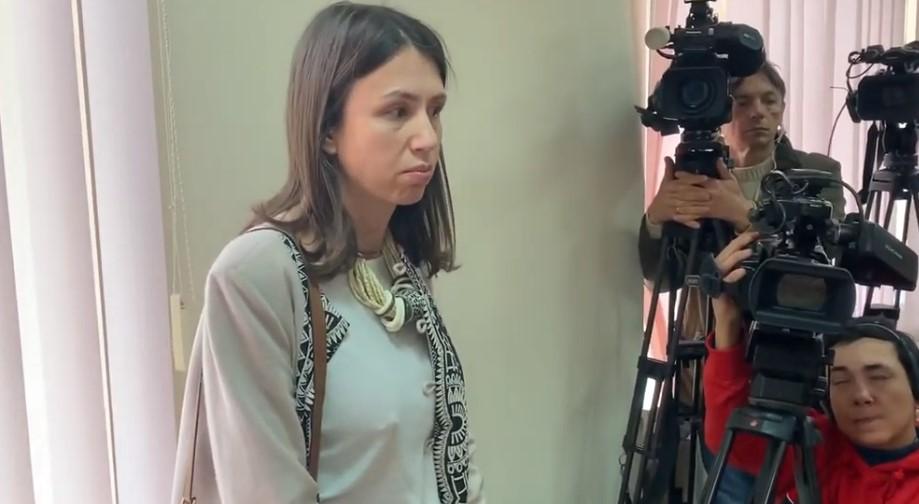 Черновол рассказала, почему ее не было на суде у Пашинского