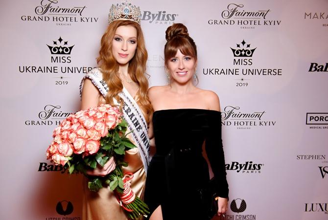 «Мисс Украина Вселенная 2019» Анастасия Суббота: У меня все натуральное, даже ногти и ресницы