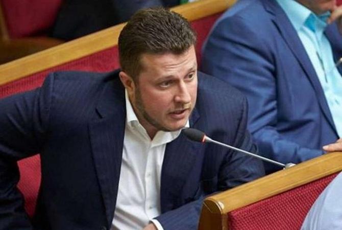 Нардеп Яценко отказался проходить полиграф: «Я не девочка-шлюшка»