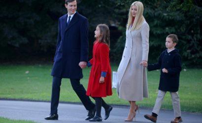 Внучка Трампа забавно отреагировала на речь президента: Дедушка позволит детям не ходить в школу?