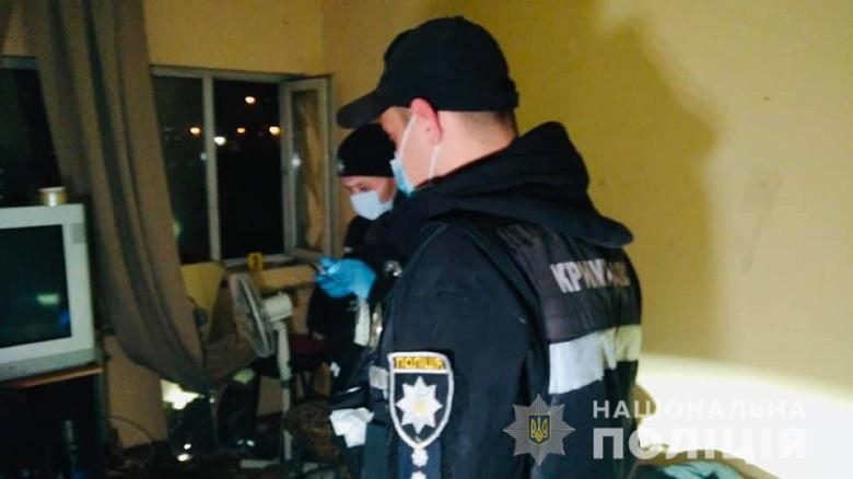 В киевском общежитии прогремел взрыв, двое погибших