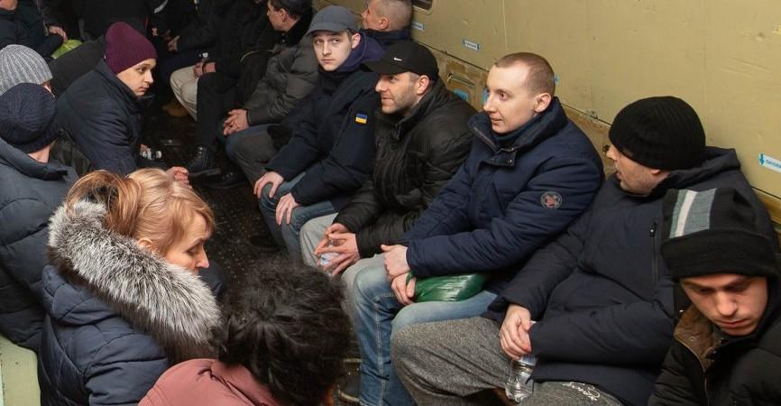 У большинства освобожденных из плена «Л-ДНР» нет жилья