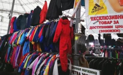 Украина — четвертая в мире по использованию одежды секонд-хенд