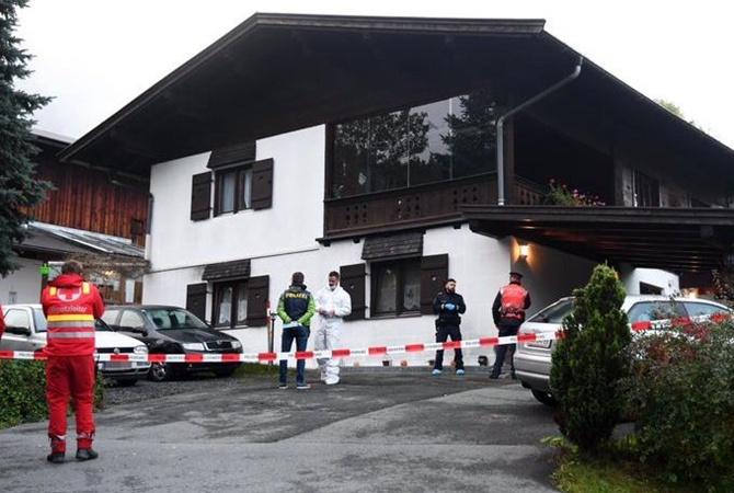 Австриец убил свою девушку и всю ее семью из-за ревности