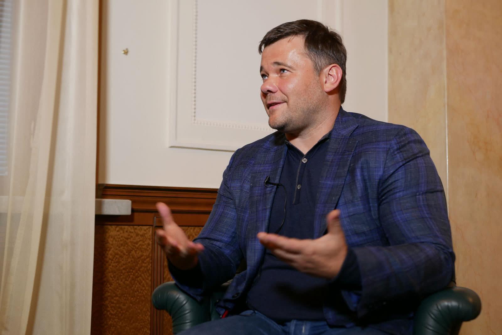 Богдан: наша миролюбивая позиция рассчитана на россиян