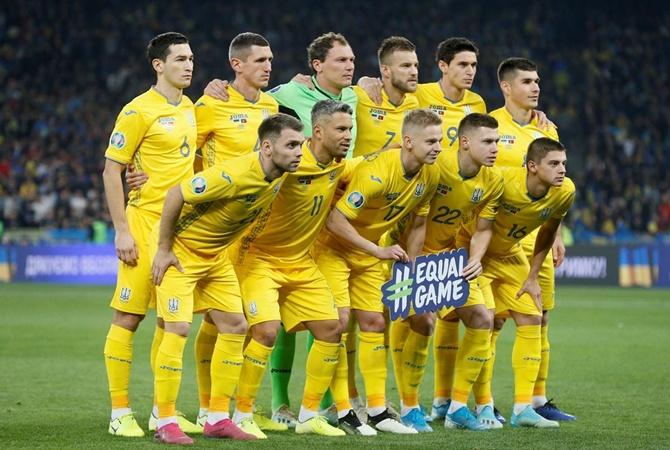 Сборная Украины теряет лидеров перед матчами с Эстонией и Сербией