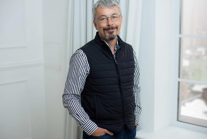 Ткаченко подал декларацию кандидата на должность главы КГГА