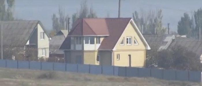 Нашествие волков: В Приазовье хищники стали близко подходить к жилым домам (Видео)