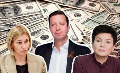 Конвертатор Константин Круглов занимается обналом под прикрытием скандальных Юлии Шадевской и Анны Чуб