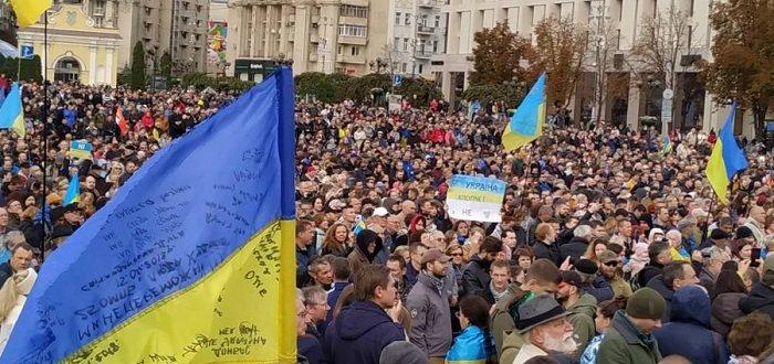 Майдана не боюсь: Зеленский отреагировал на протесты, связанные с Донбассом