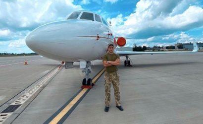 В соцсетях показали снимки погибших под Харьковом курсантов и членов экипажа