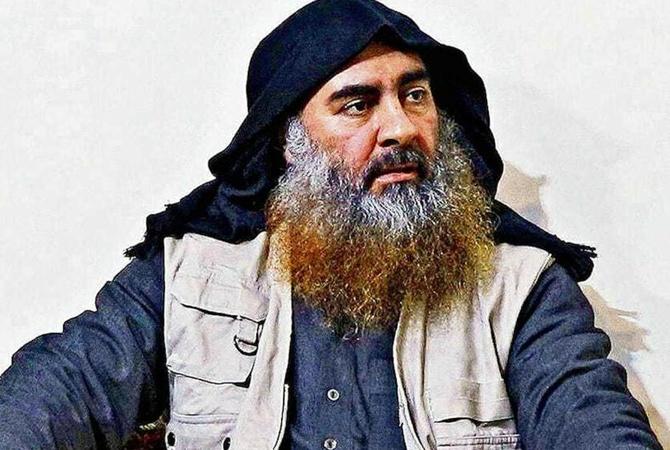 Военные США опубликовали видео штурма дома лидера ИГИЛ