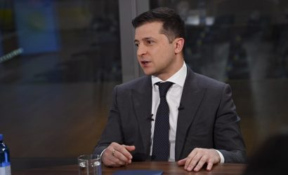 """Владимир Зеленский откроет четвертый форум из серии «Украина 30"""""""