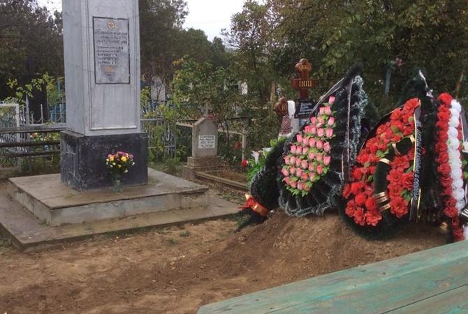 Под Одессой коммунальщики уничтожили братскую могилу подпольщиков, расстрелянных румынами
