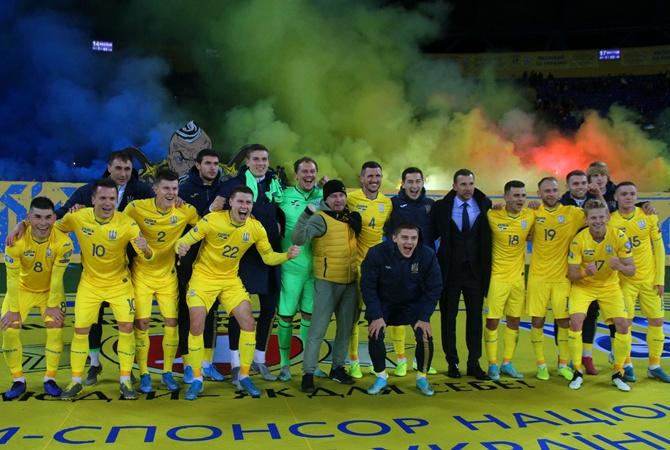 Стало известно, сколько сборная Украины заработает на Евро-2020