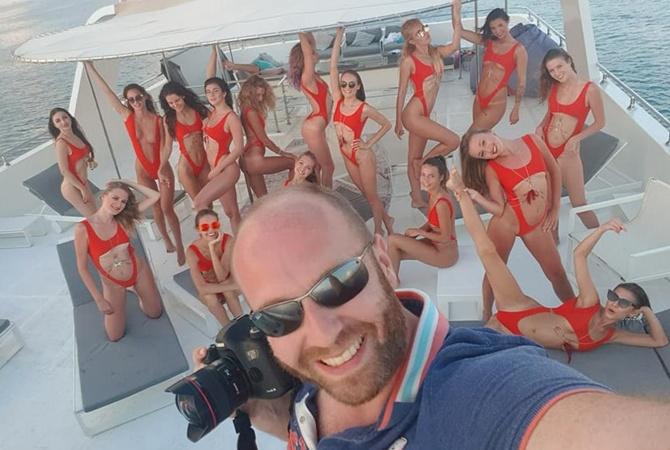 Обнаженная фотосессия в Дубае: украинский плейбой и русский айтишник все еще под арестом