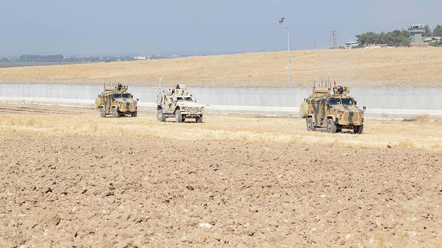 Турция продлила мандат на военные операции в Сирии и Ираке