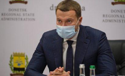 Бюджетные потери Донетчины вследствие военного конфликта превысили 8 миллиардов гривен