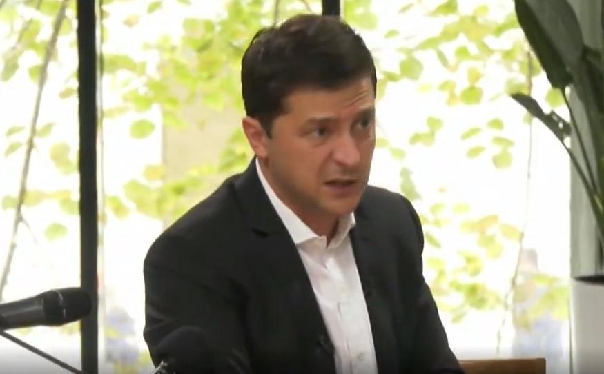 Зеленский прокомментировал возможность нового Майдана