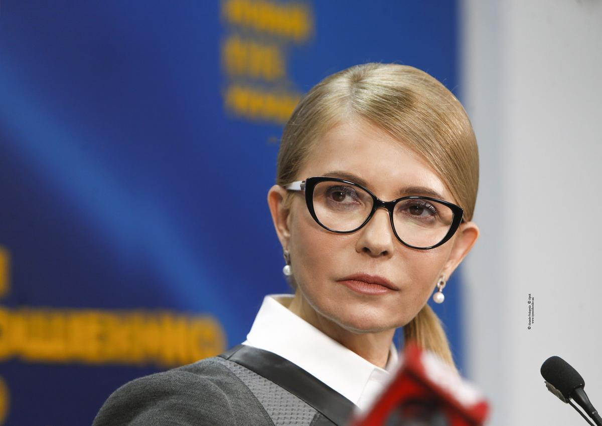Тимошенко ушла в оппозицию