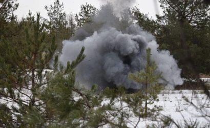В Донбассе под обстрелом погиб украинский военный