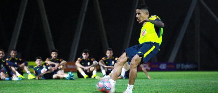 Защитник «Шахтера» дебютировал за олимпийскую сборную Бразилии